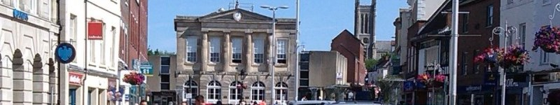 Andover Lower High Street Banner